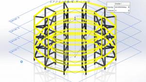 Estruturas de soldagens aprimoradas