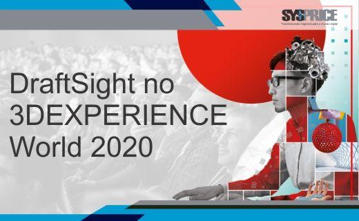 DraftSight no 3DEXPERIENCE World 2020