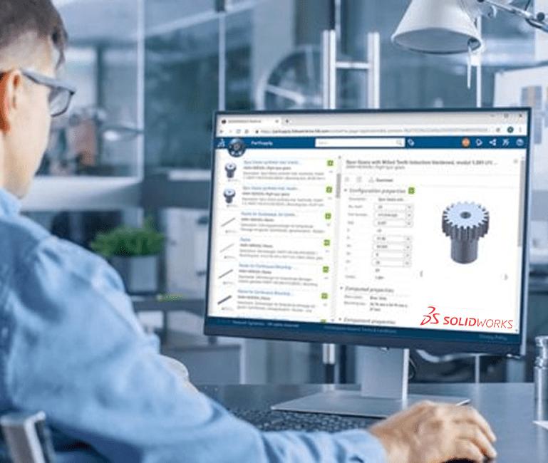 Melhorias na experiência do usuário SolidWorks 2021